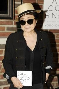 Yoko Ono (Patrick McMullan)