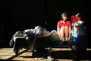 Alexandra Socha in 'Fun Home.' (Photo by Joan Marcus)