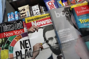 Newsweek will print again (Getty images)