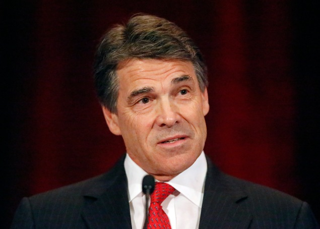 Rick Perry. (Photo:  Stewart F. House/Getty Images)
