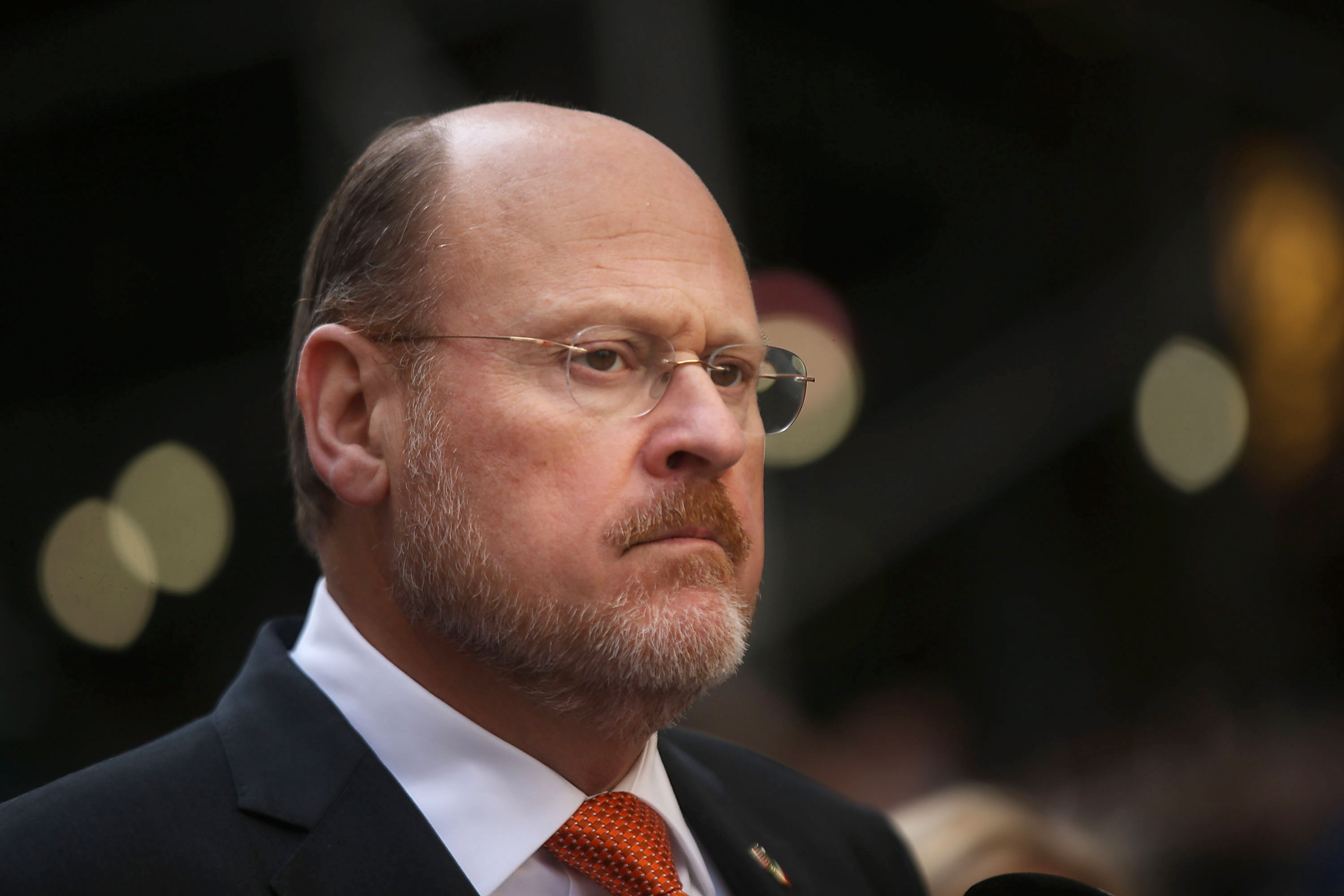 Joe Lhota, the Republican candidate for mayor in 2013. (Photo: Getty Images)