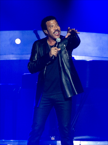 Lionel Richie. (Photo by C Flanigan/FilmMagic)
