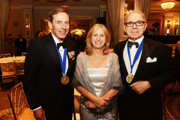 On Monday, December 2, 2013, the New-York Historical Society will present Roger Hertog and General David Petraeus with the distinguished 2013 History Makers Award at The Pierre during its annual History Makers Gala. The theme of the evening will be Strategic Leadership and Vision.