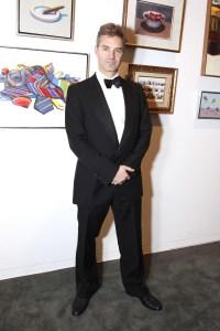 Daniel Loeb at Sotheby's, 2011. (Courtesy Patrick McMullan)