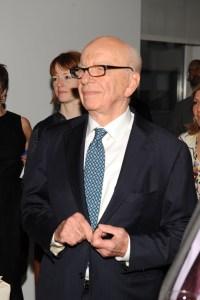 Rupert Murdoch (photo: Patrick McMullan)