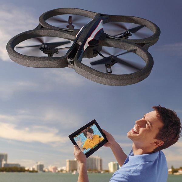 Parrot AR.Drone 2.0 Quadcopter