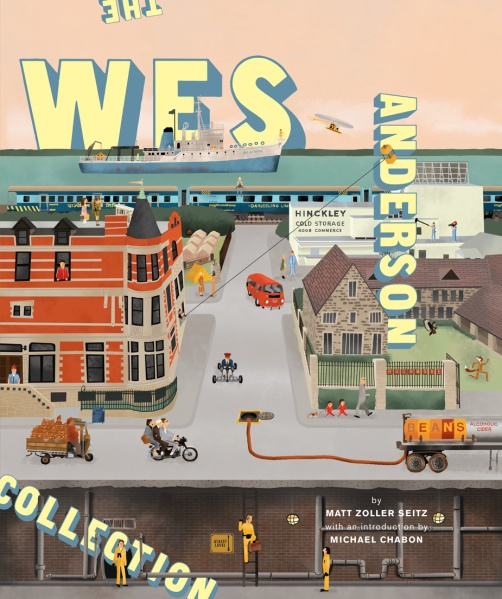 Wes Anderson Collection cover