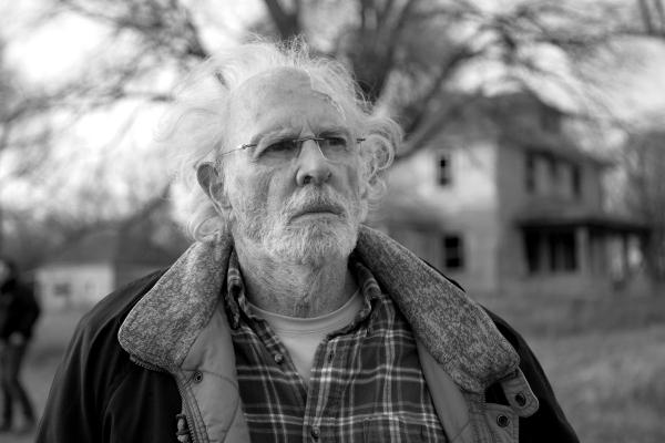 Bruce Dern in Nebraska.
