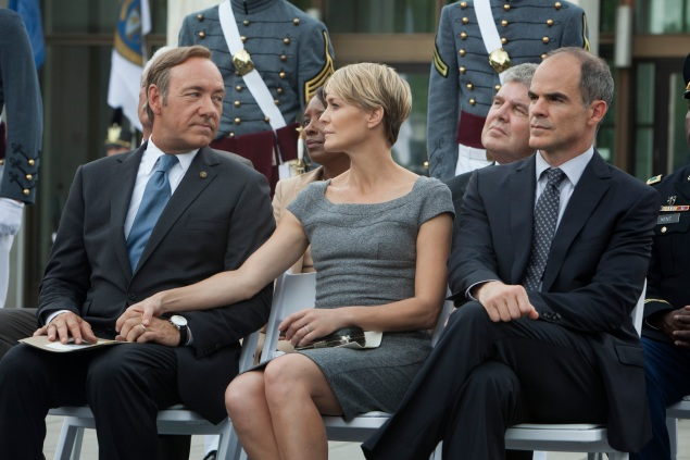 House of Cards, 'Chapter One'