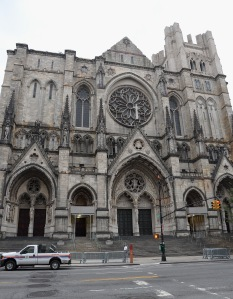 Cathedral of St. John the Divine. (Photo by Getty Images)