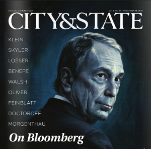 The latest City & State issue.