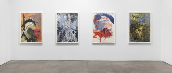Installation view. (Courtesy Paula Cooper Gallery)