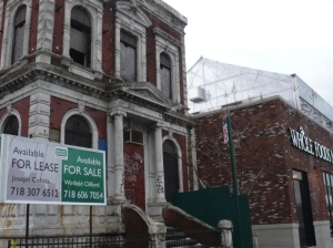 Has Whole Foods construction damaged the Coignet Building? (Brownstoner)