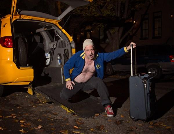 NYC Taxi Drivers 2014 Beefcake Calendar (Shannon McLaughlin)