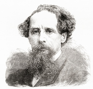 Charles Dickens. (Getty Images)