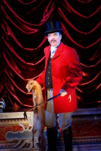 Jefferson Mays in 'A Gentleman's Guide to Love and Murder.'
