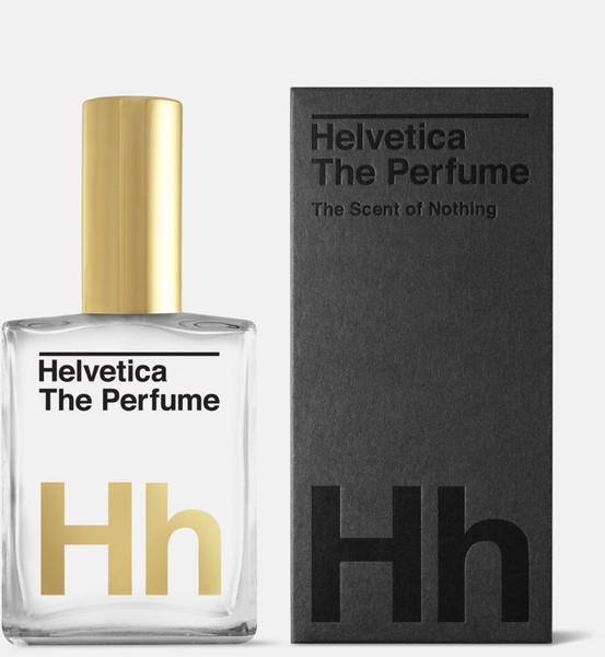Helvetica The Perfume, http://helveticatheperfume.com/, $62
