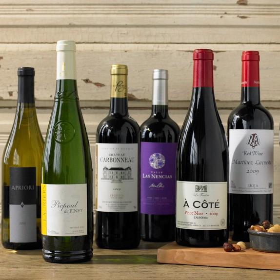 William Sonoma Explorer Wine Club