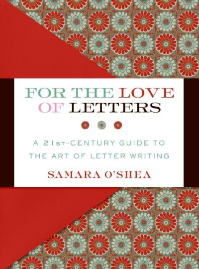 Art of writing letters