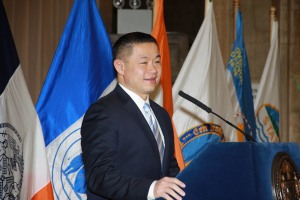 John Liu. (Photo: Comptroller's Office)