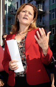 Councilwoman Melissa Mark-Viverito. (Photo: Getty)