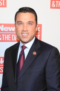 Michael Grimm.  (Photo by Charles Norfleet/Getty)