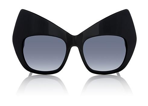 "Anna-Karin Karlsson ""Morning for Miss Blow"" sunglasses in black"