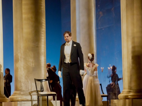 'Eugene Onegin.' (Courtesy the Metropolitan Opera)