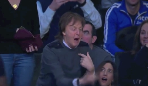 Paul McCartney (Gothamist)