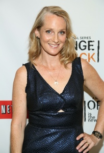 Piper Kerman. (Photo by Getty Images)