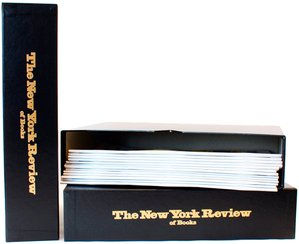 The New York Review of Books slipcase