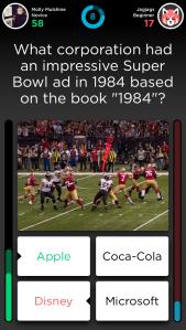 #tech (Screengrab: QuizUp)