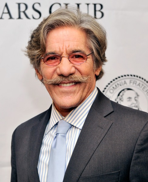 Geraldo Rivera. (Photo by Getty Images)