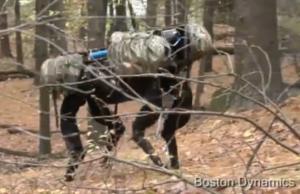 Nope. (Photo: Boston Dynamics/YouTube)