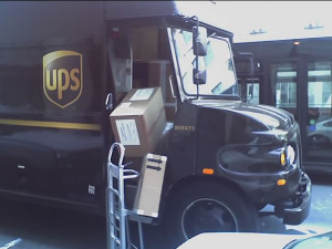 This is UPS? (Photo: Flickr)