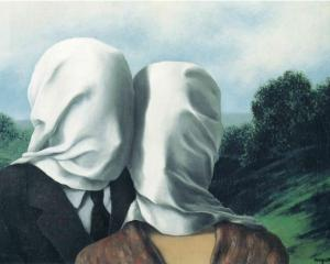 'The Lovers,' 1928. (Courtesy National Gallery of Australia, Canberra)