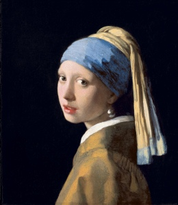 'Girl with a Pearl Earring'  (c. 1665) by Johannes Vermeer. (Courtesy the Frick)
