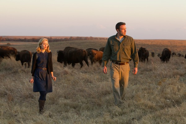 Ben Affleck and Rachel McAdams star in To the Wonder.