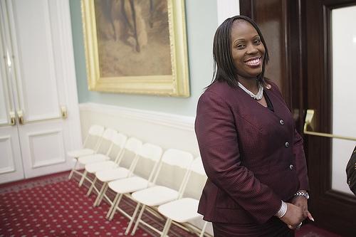 Vanessa Gibson. (Photo: NYC Council/William Alatriste)