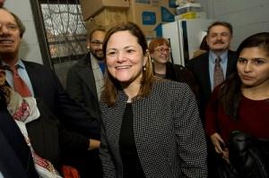 Councilwoman Melissa Mark Viverito. (Photo: William Alatriste)