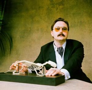 John Hodgman. (Photo credit: Brantley Gutierrez)