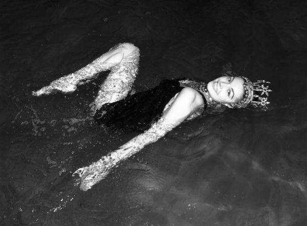 Esther Williams. (Photo by Keystone/Getty Images)