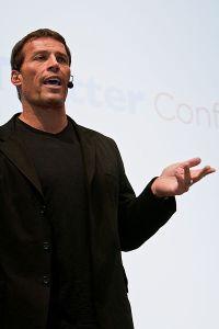 Tony Robbins. (Photo: Wikipedia)