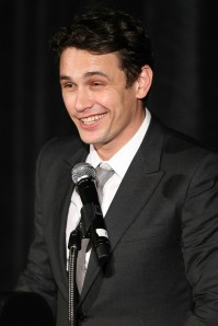 James Franco. (Getty Images)