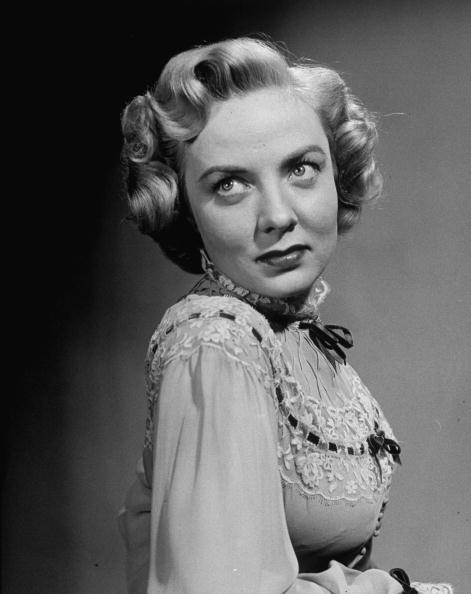 Audrey Totter. (Photo by J. R. Eyerman//Time Life Pictures/Getty Images)