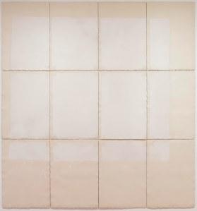 'Classico 5' (1968) by Robert Ryman. (©2013 the artist/The Museum of Modern Art)
