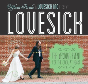 The Lovesick Expo is for people who think they are original.