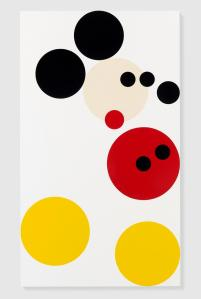 Hirst's new work. (Courtesy the artist and Christie's)