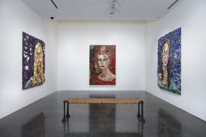 Installation view. (Courtesy Brant Foundation)