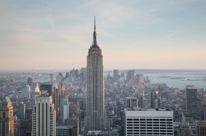 The Empire State Building. (Photo via Wikimedia Commons)